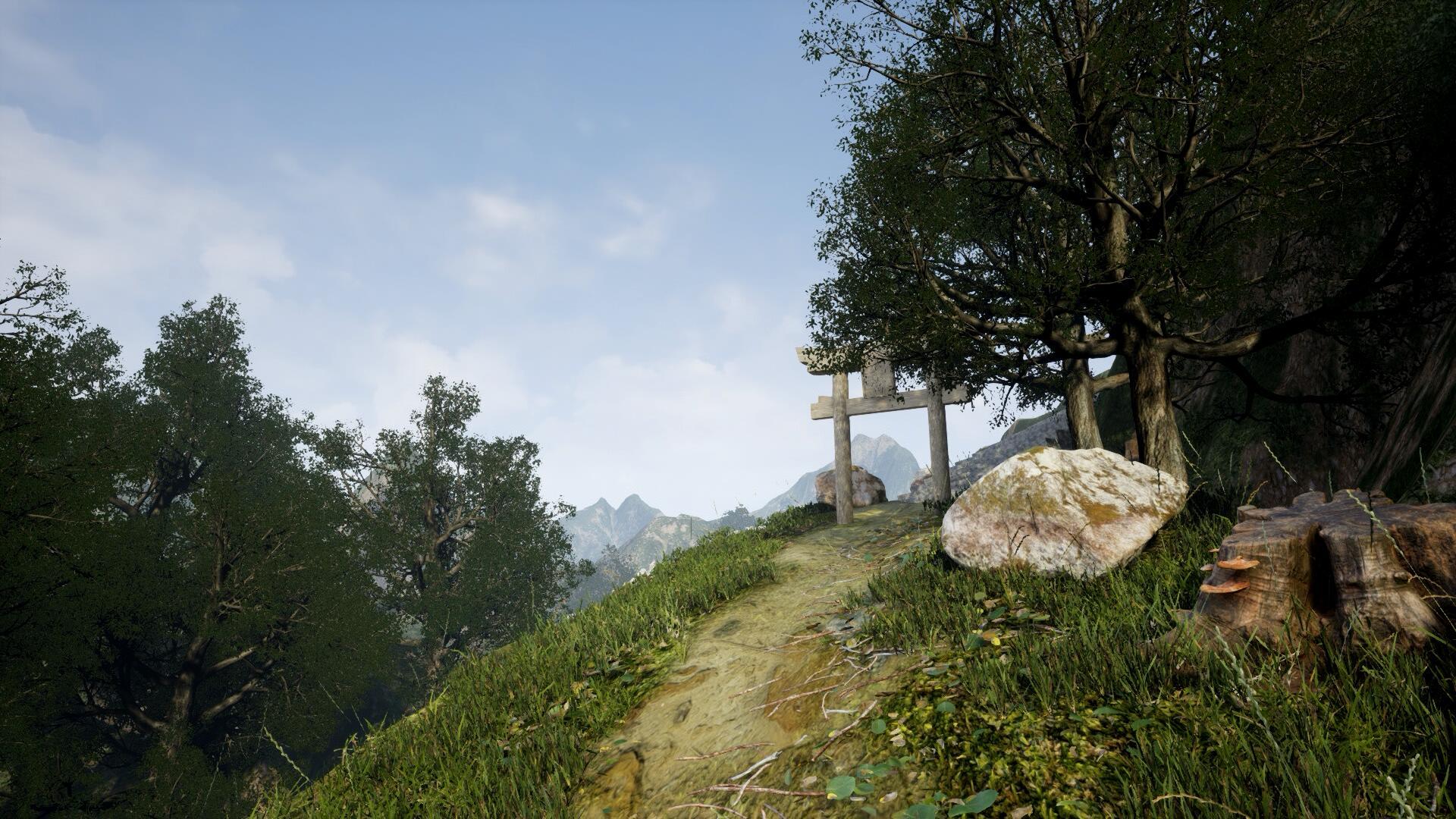 Mountain Way